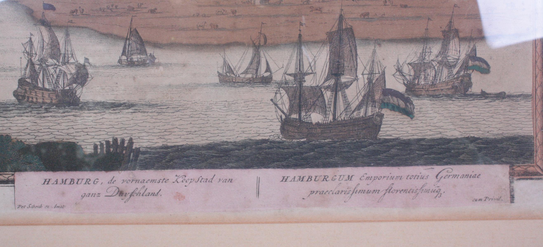 Peter Schenk (um 1645 Elberfeld (Wuppertal)-um 1715 Amsterdam). Kupferstich-3