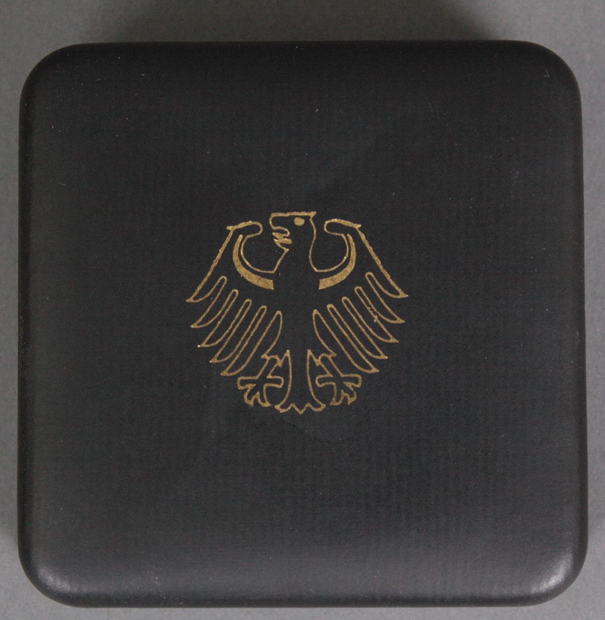 100 Euro Deutschland, Goldmünze, Jahrgang 2007-3
