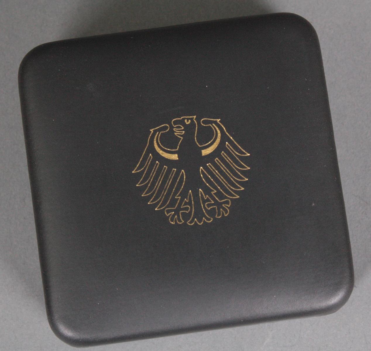 100 Euro Deutschland, Goldmünze, Jahrgang 2002-3