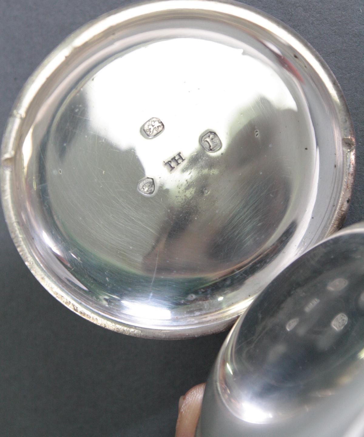 Schwere Taschenuhr, England 1. Hälfte 19. Jh. Chronometer-2