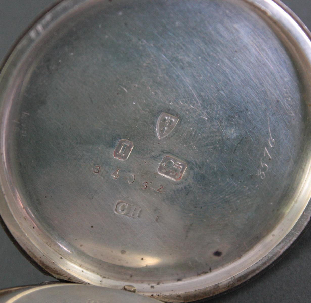 Schottische Herrentaschenuhr, 19. Jh.-2
