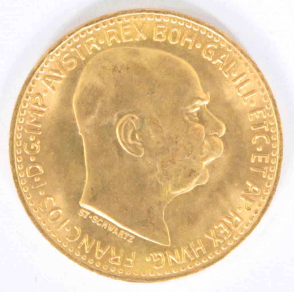 Österreich, 10 Kronen 1912, Franz Joseph I