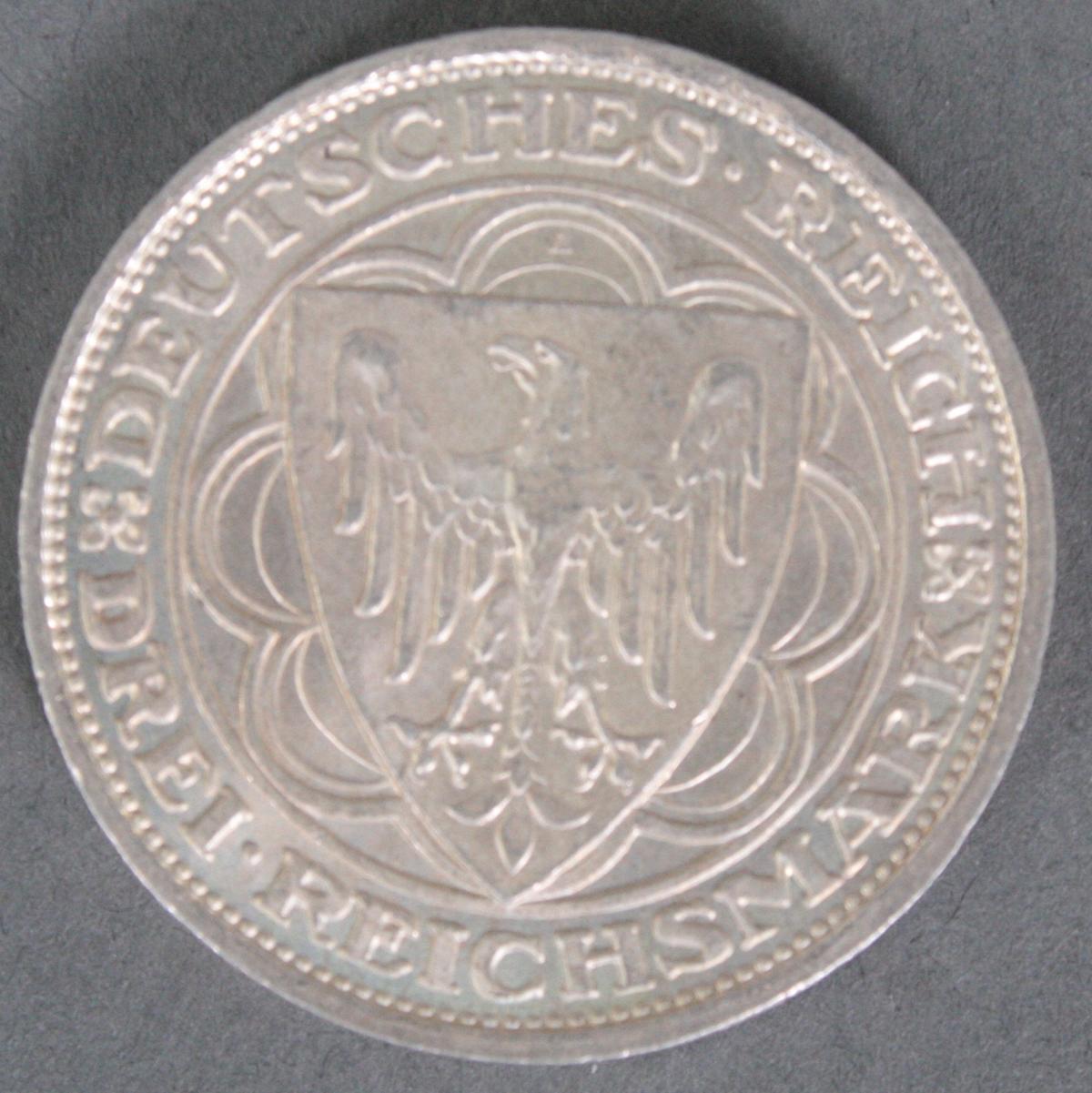 3 Reichsmark 1931