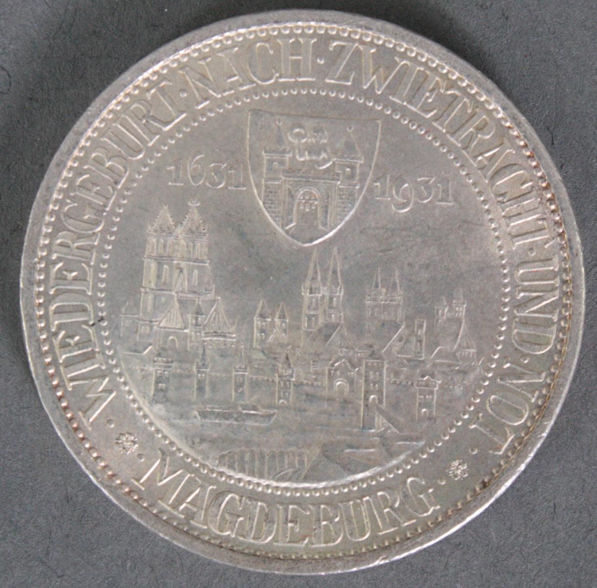 3 Reichsmark 1931-2