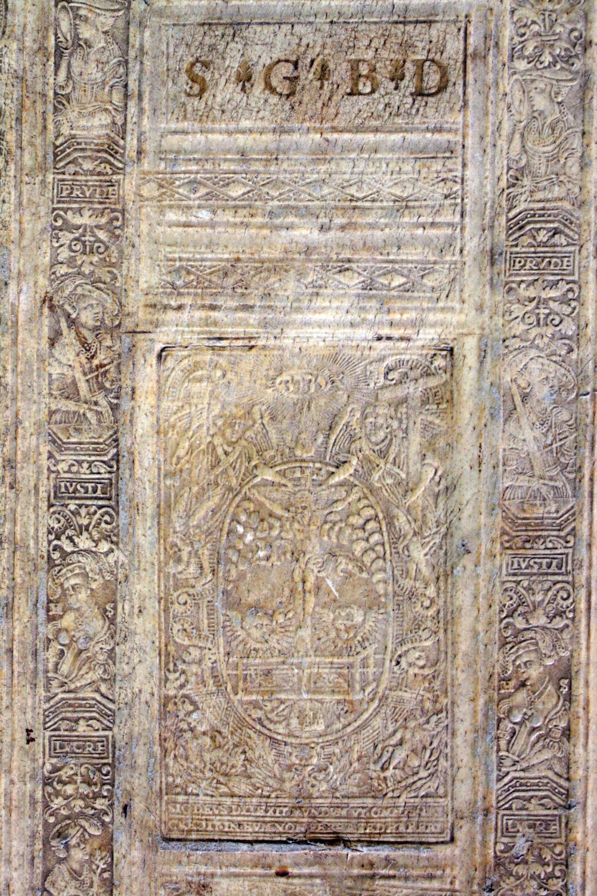 Griechische-Lateinische Bibel, Novum Testamentum 1582-4