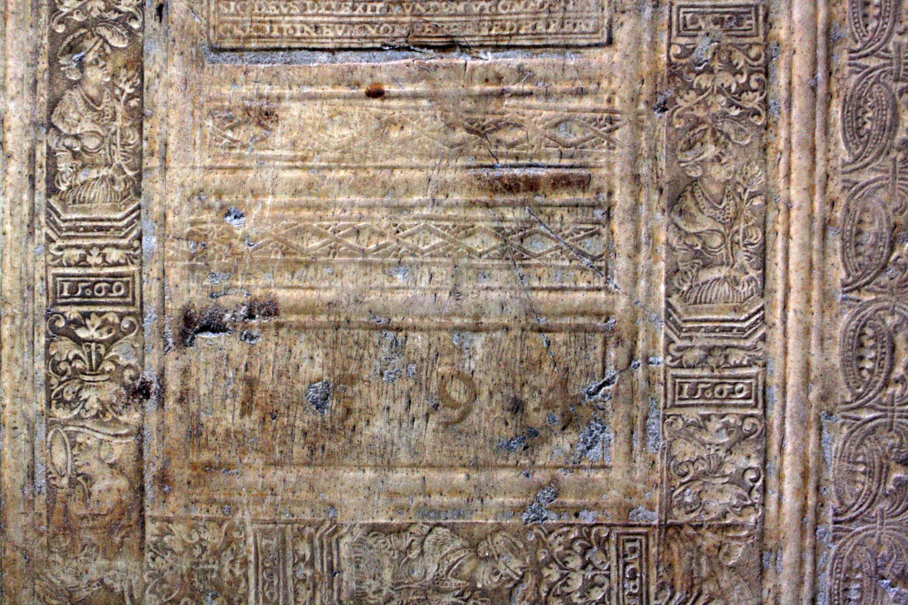 Griechische-Lateinische Bibel, Novum Testamentum 1582-5