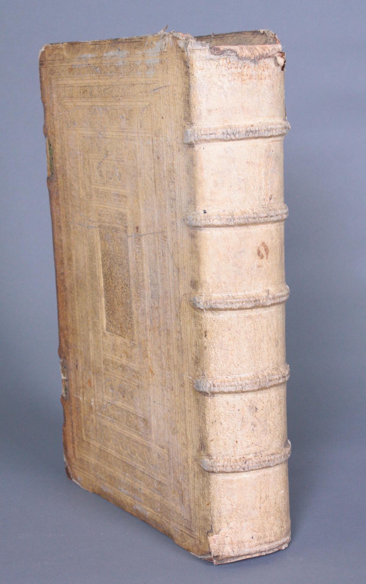 Griechische-Lateinische Bibel, Novum Testamentum 1582-23
