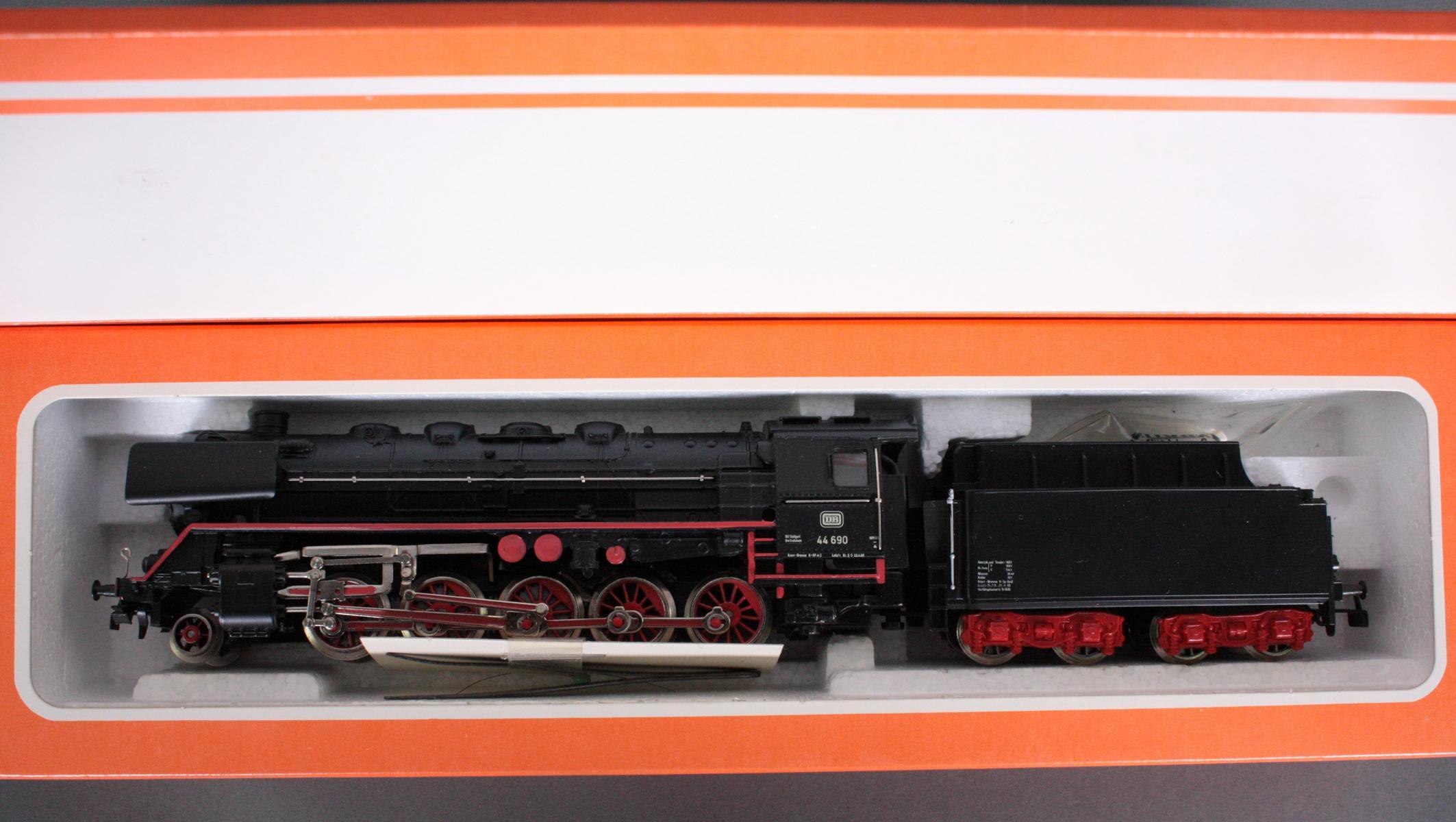 Konvolut Eisenbahn Spur HO, teils neuwertig und in den original Verpackungen-4