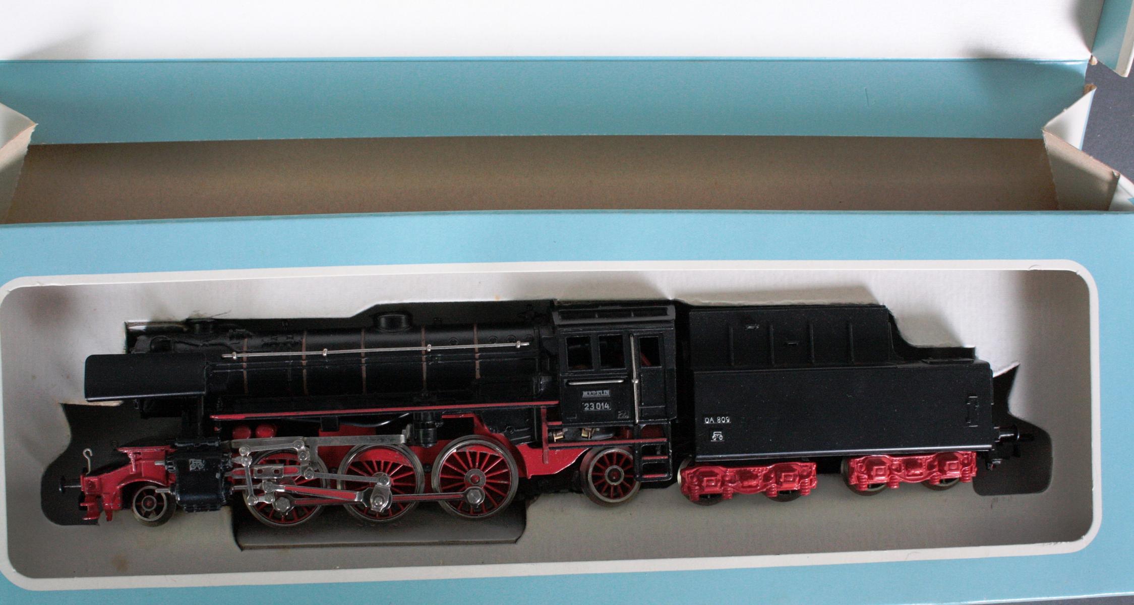 Konvolut Eisenbahn Spur HO, teils neuwertig und in den original Verpackungen-6