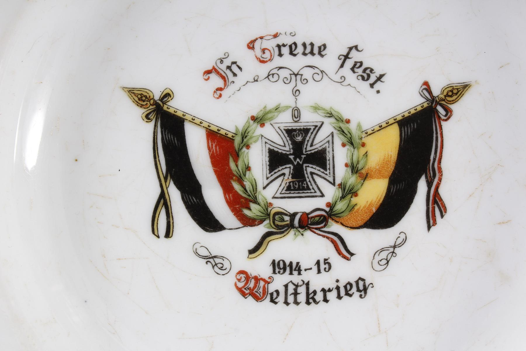 3 Teller Militaria / Historika-3