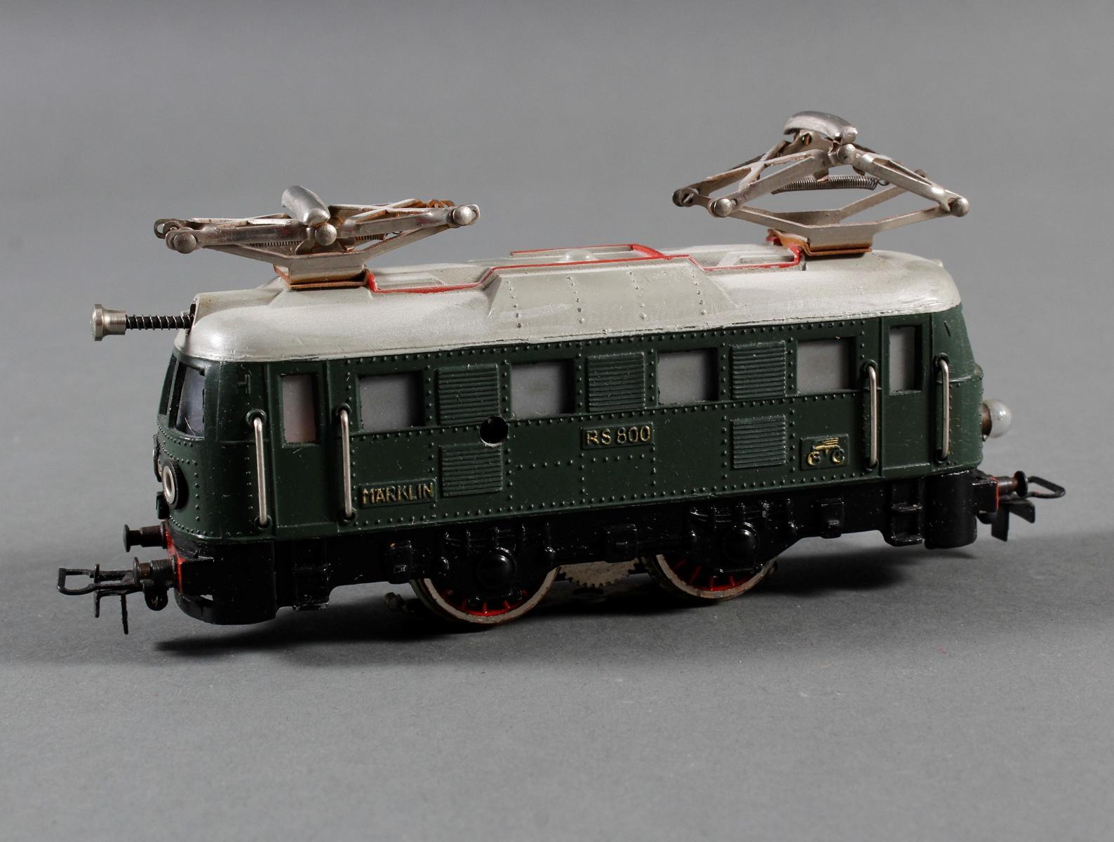 Märklin Lokomotive RS 800