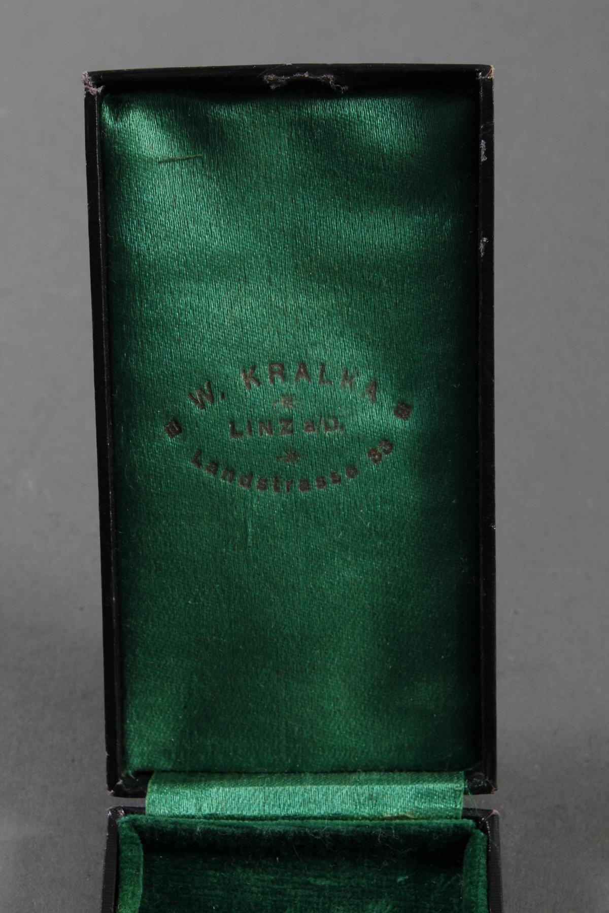 Franz Joseph-Orden, Offizierskreuz mit Kriegsdekoration (KD)-2