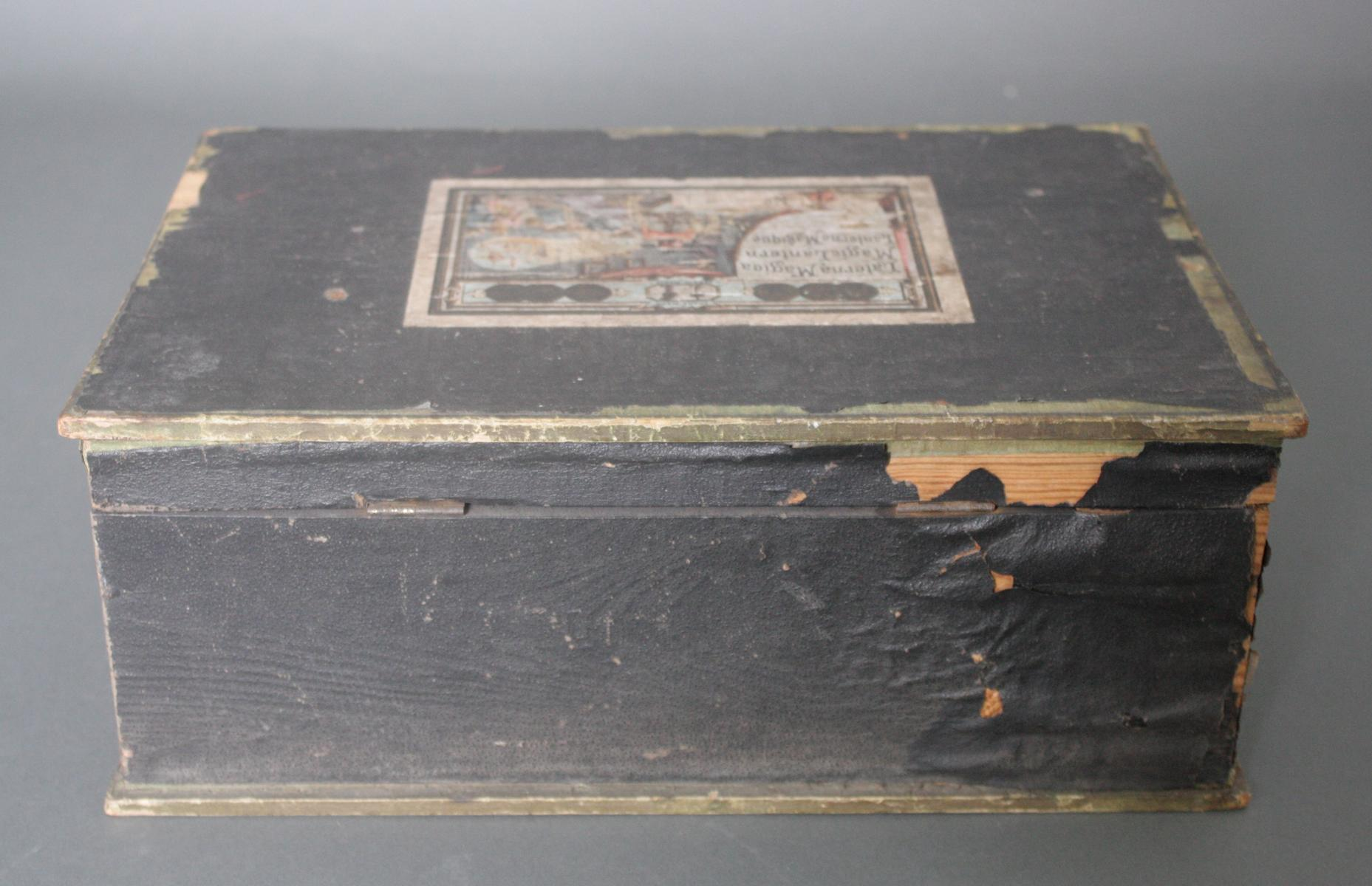 Laterna Magica um 1900-5