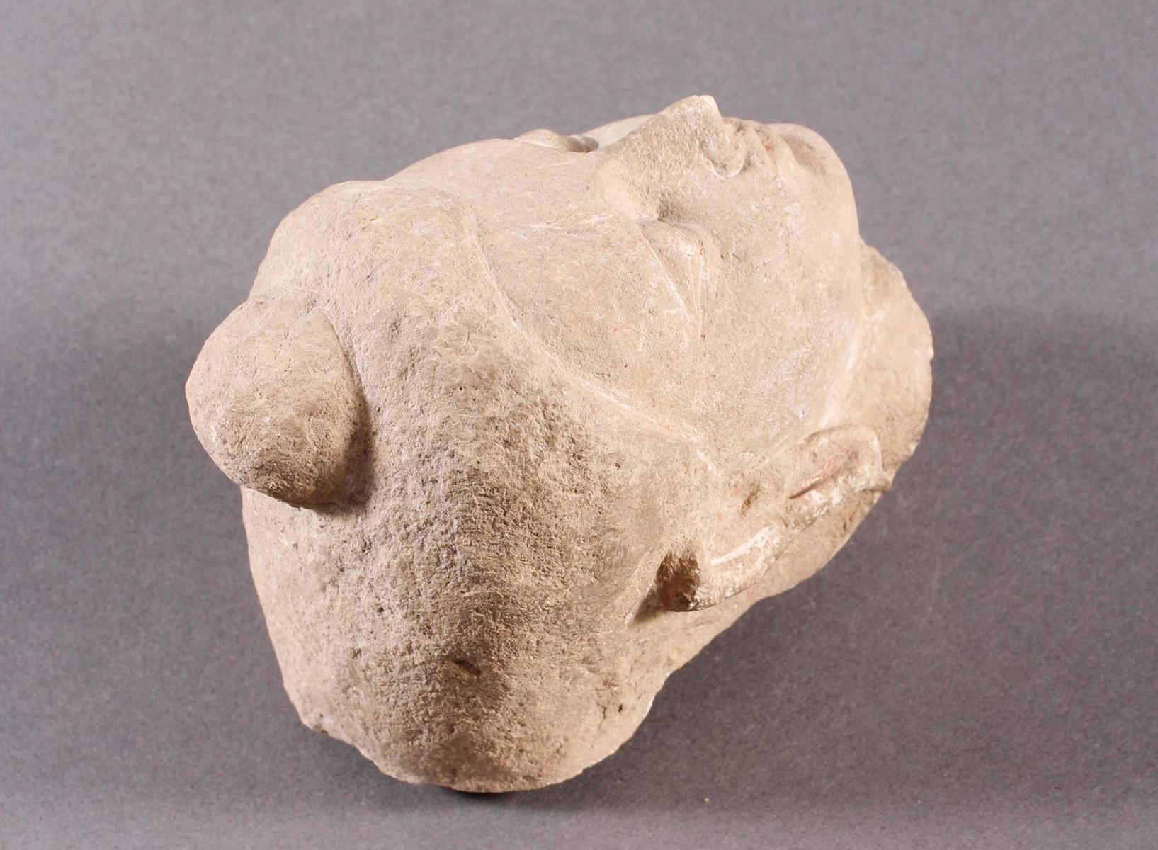 Kleiner Kopf des Buddha-5