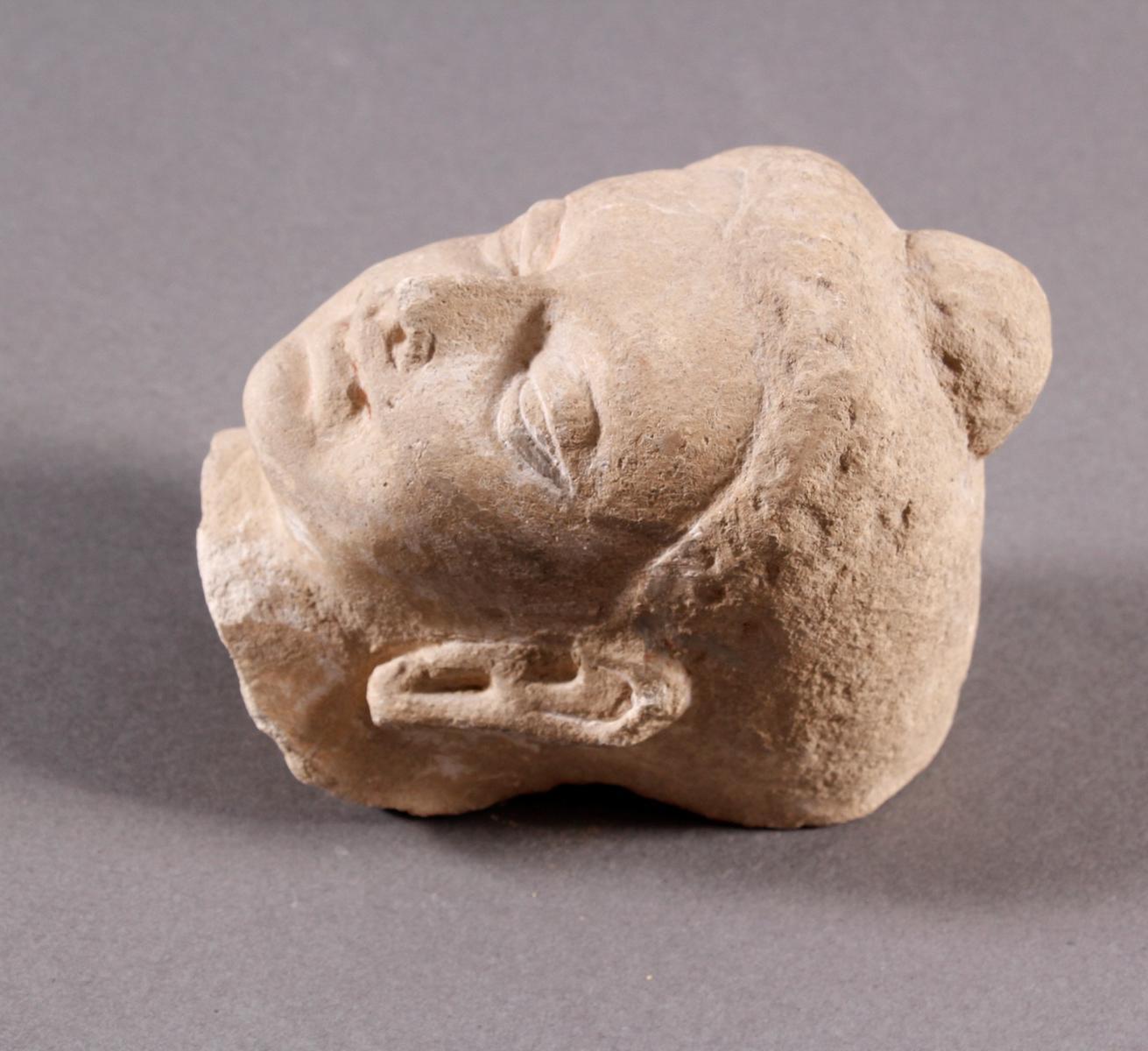 Kleiner Kopf des Buddha-6