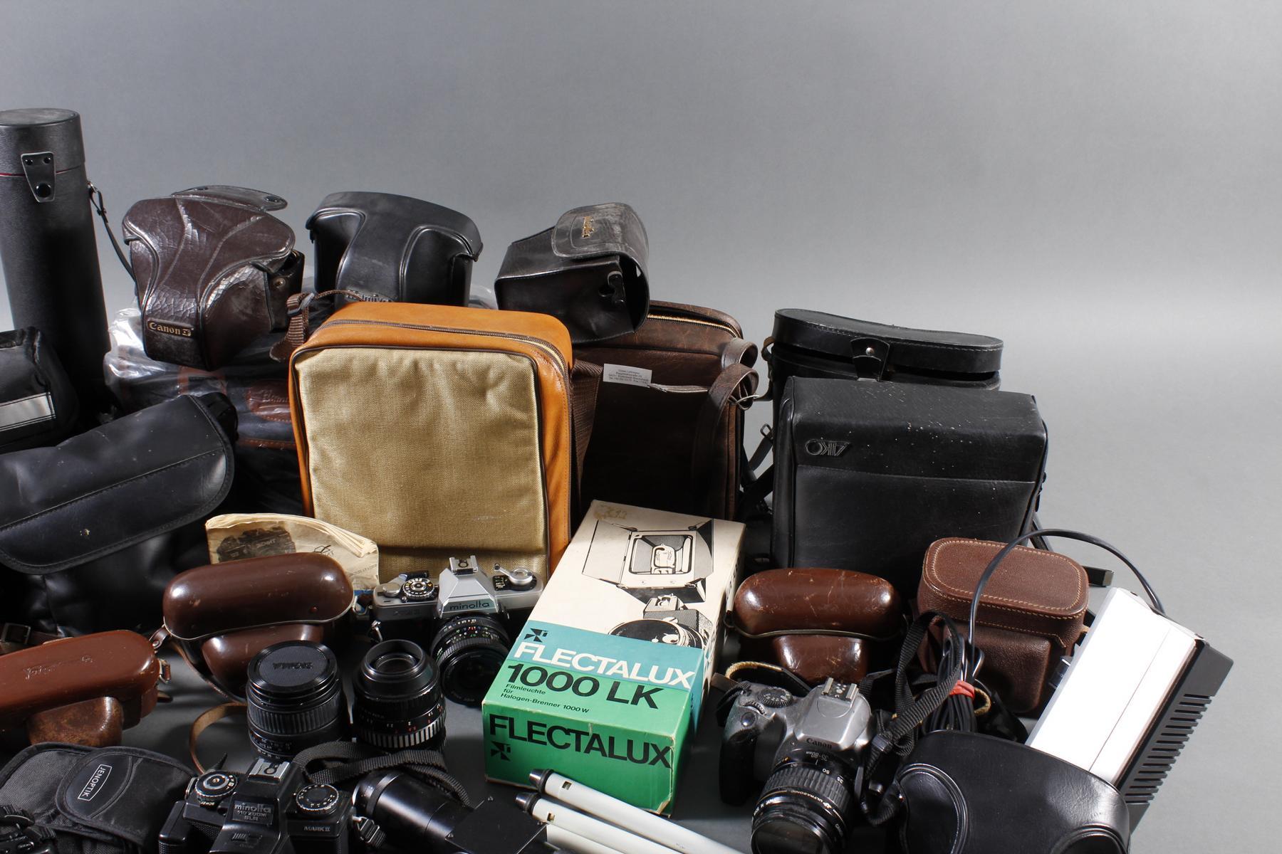Sammlung Kameras-3