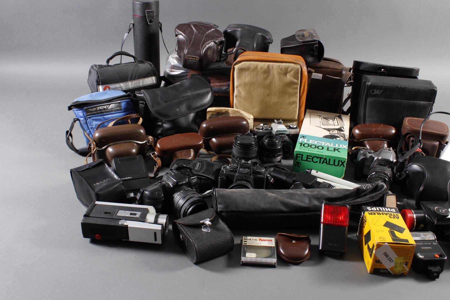 Sammlung Kameras-5