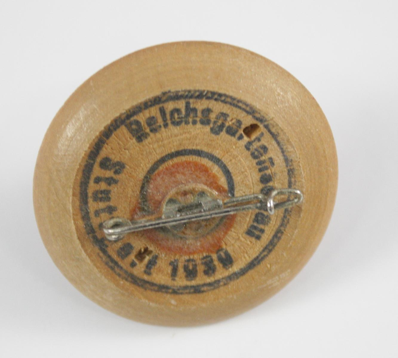 Souvenir: Reichsgartenschau Stuttgart 1939-2