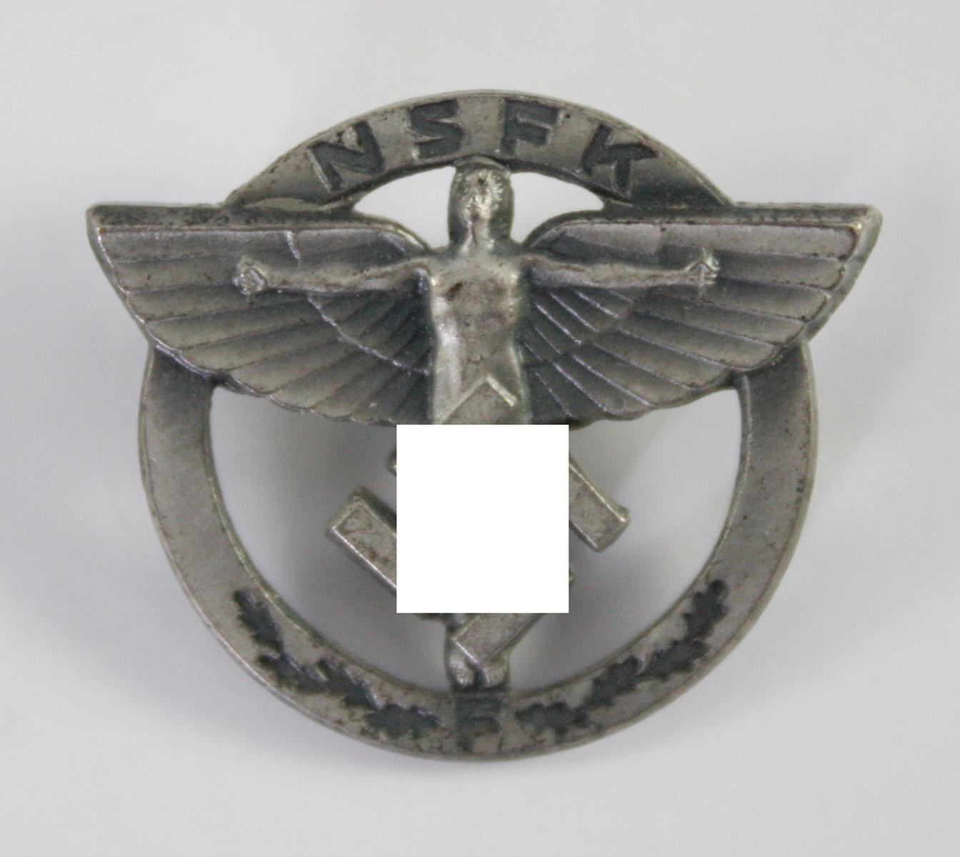 Anstecker, Förderer des Nationalsozialistischen Fliegerkorps ( F-NSFK )