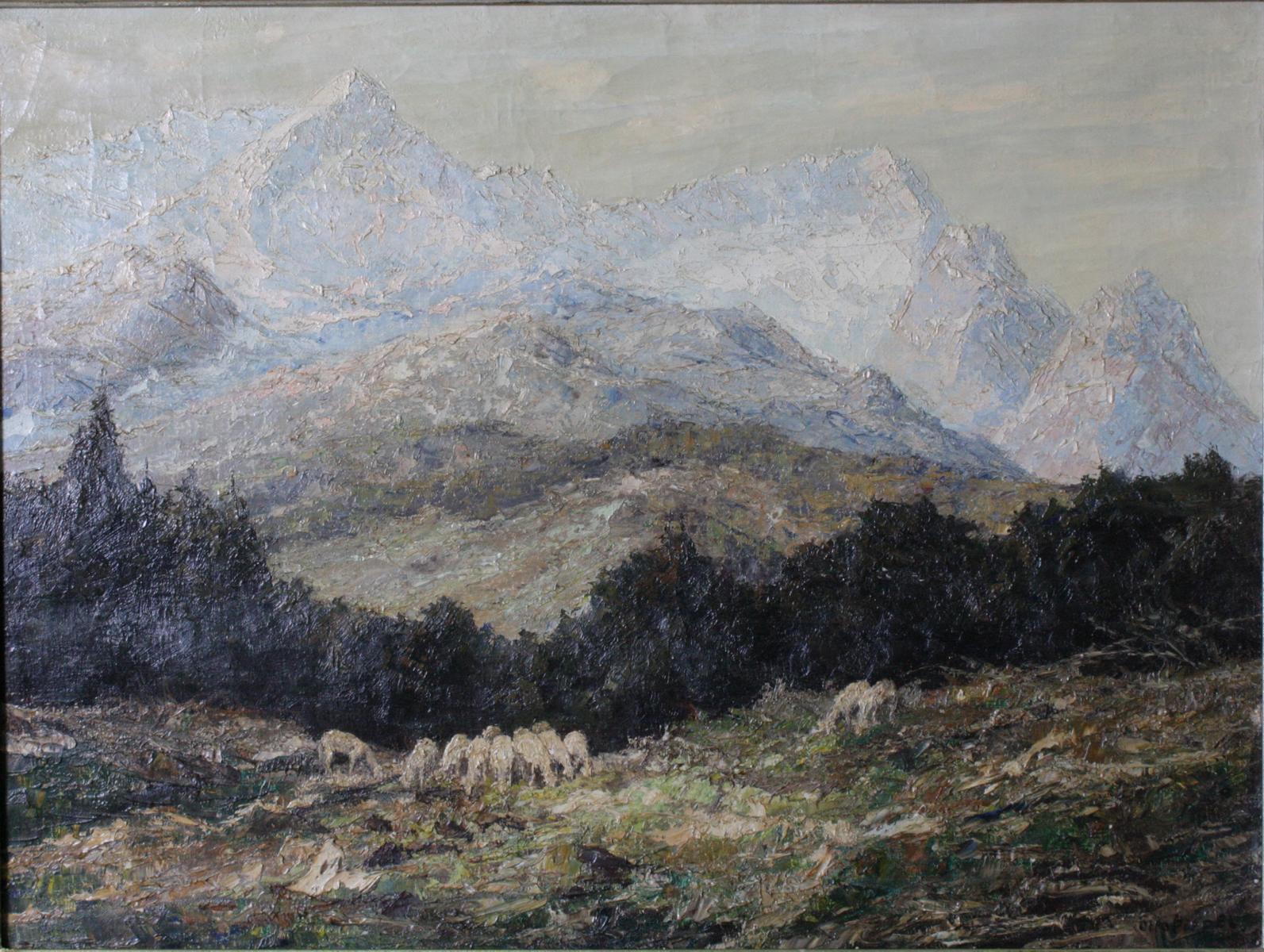 Otto Pippel (1878 Lódz-1960 München)-2