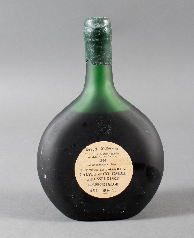 Armagnac Damblat, 1950-2