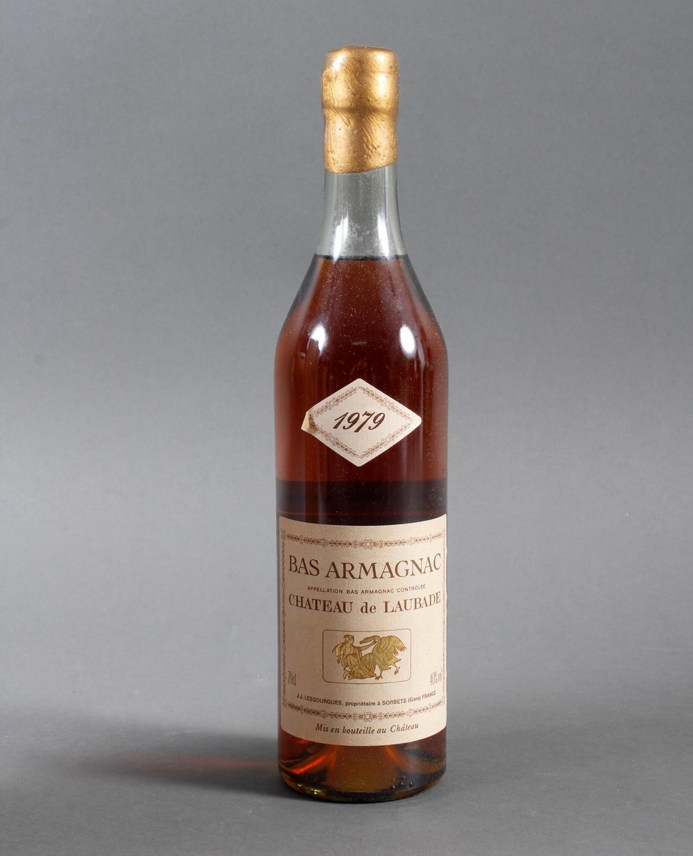 Armagnac, CHATEAU de LAUBADE, 1979-2