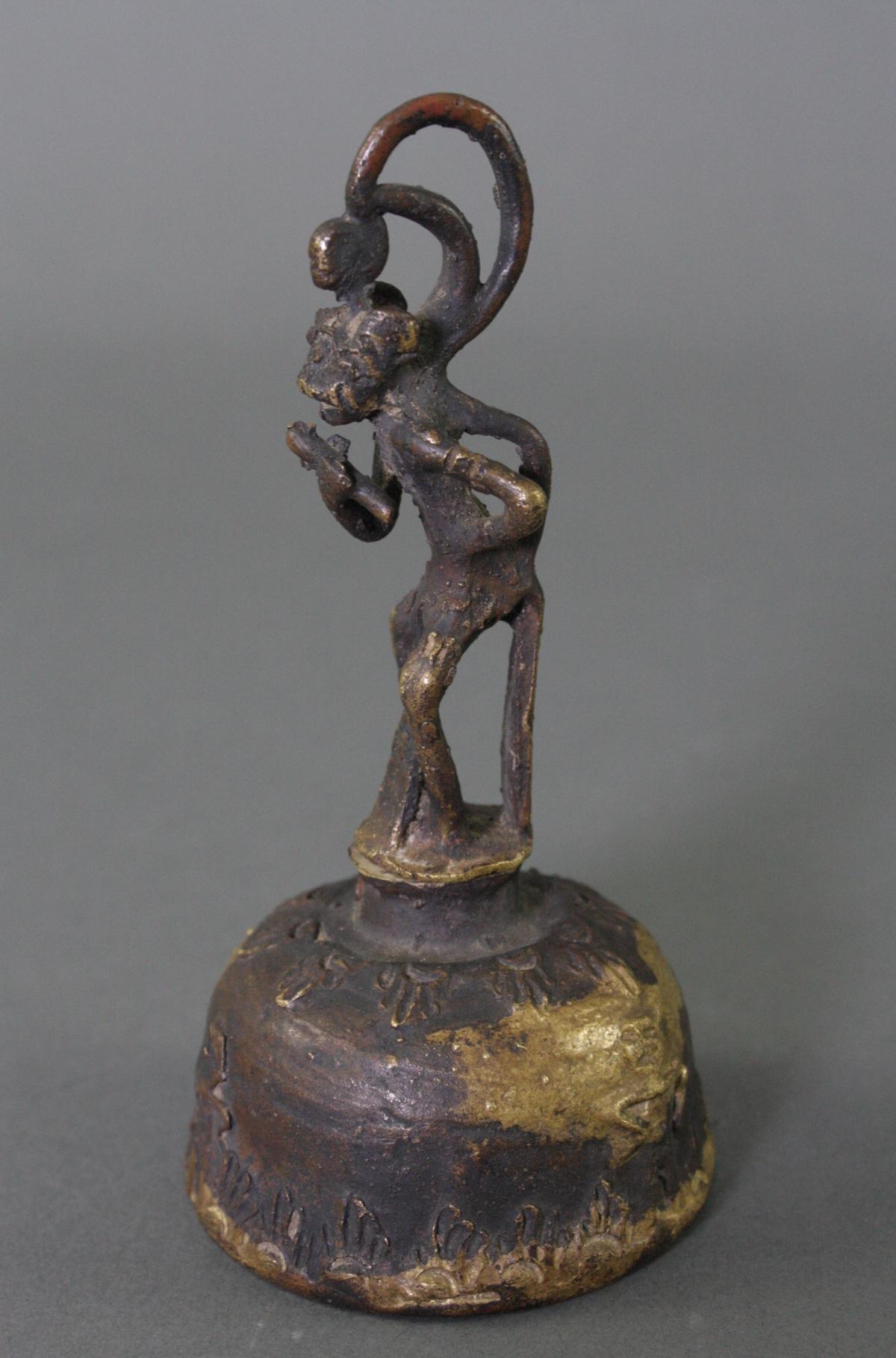 Hanuman-Glocke, Indien 19. Jahrhundert-2