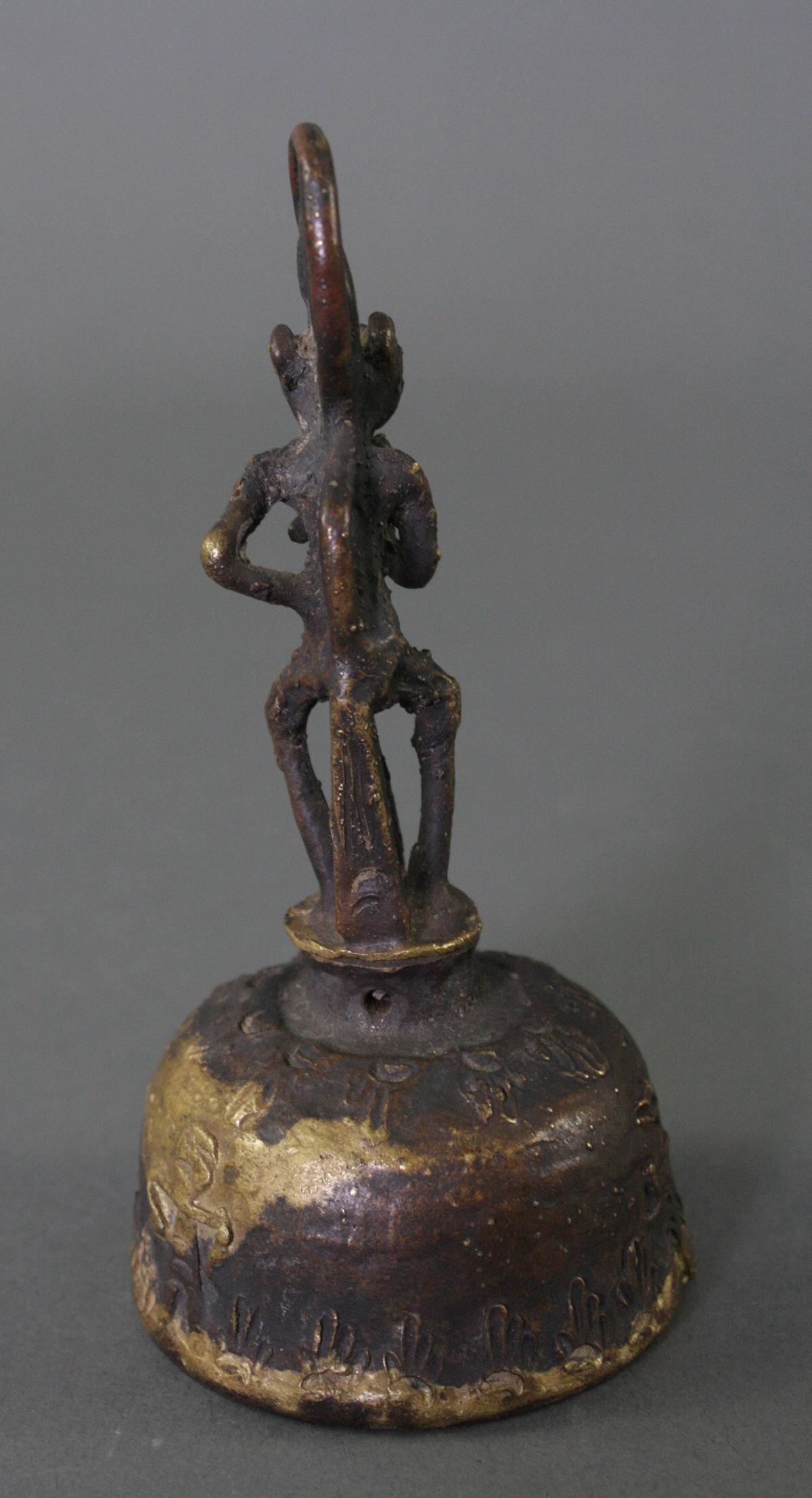 Hanuman-Glocke, Indien 19. Jahrhundert-3