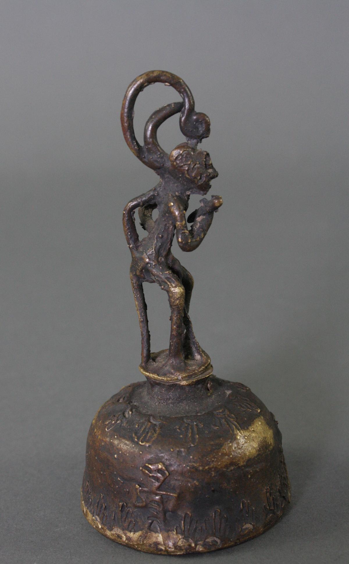 Hanuman-Glocke, Indien 19. Jahrhundert-4