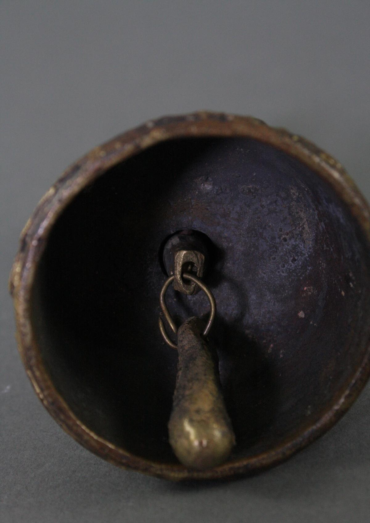 Hanuman-Glocke, Indien 19. Jahrhundert-5