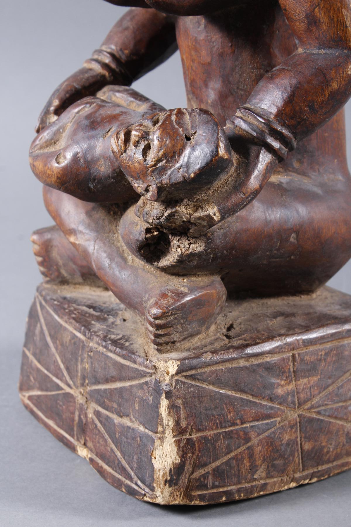 Mutterfigur, Yombe / Kongo-8