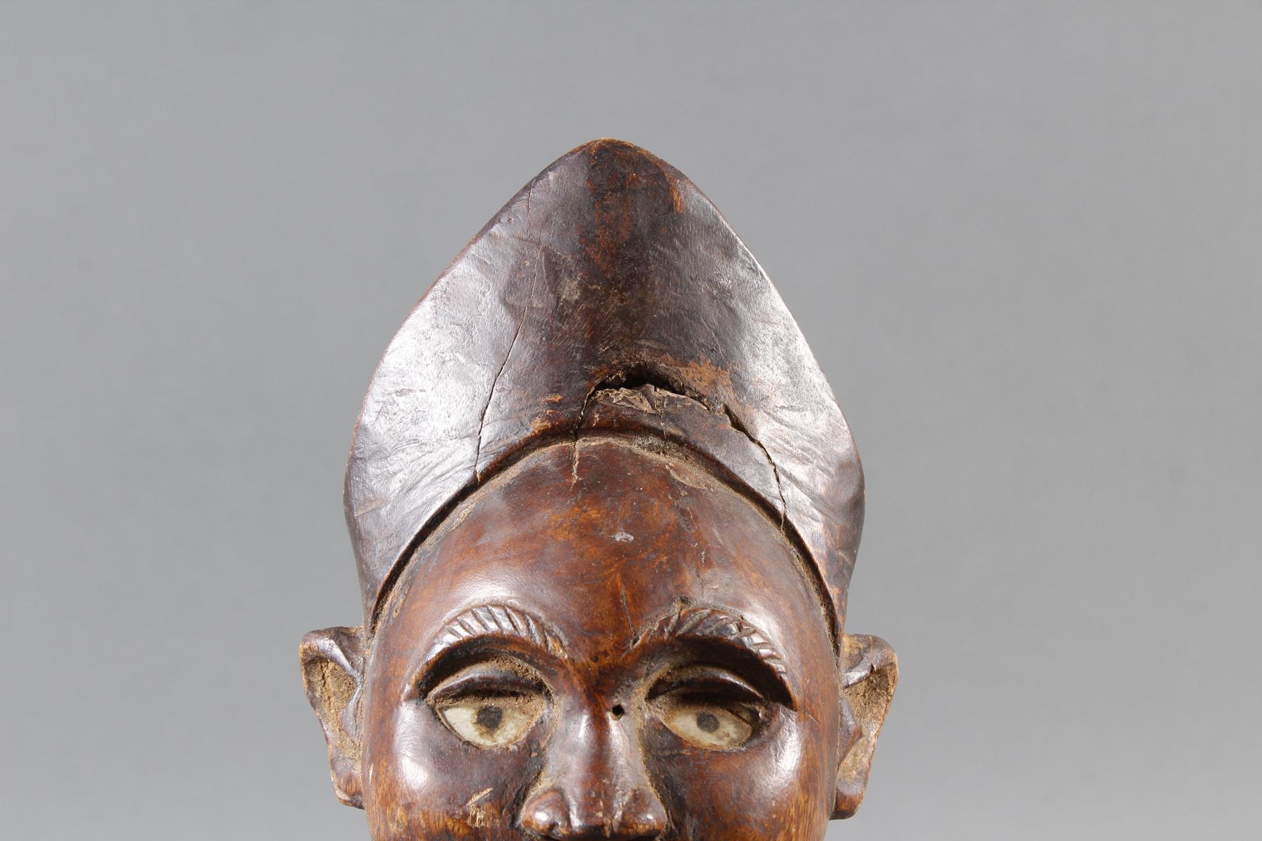 Mutterfigur, Yombe / Kongo-10