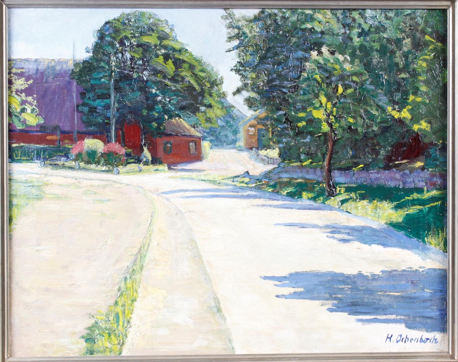 Hans Achenbach, (Plattenberg, 1891-1972)-2