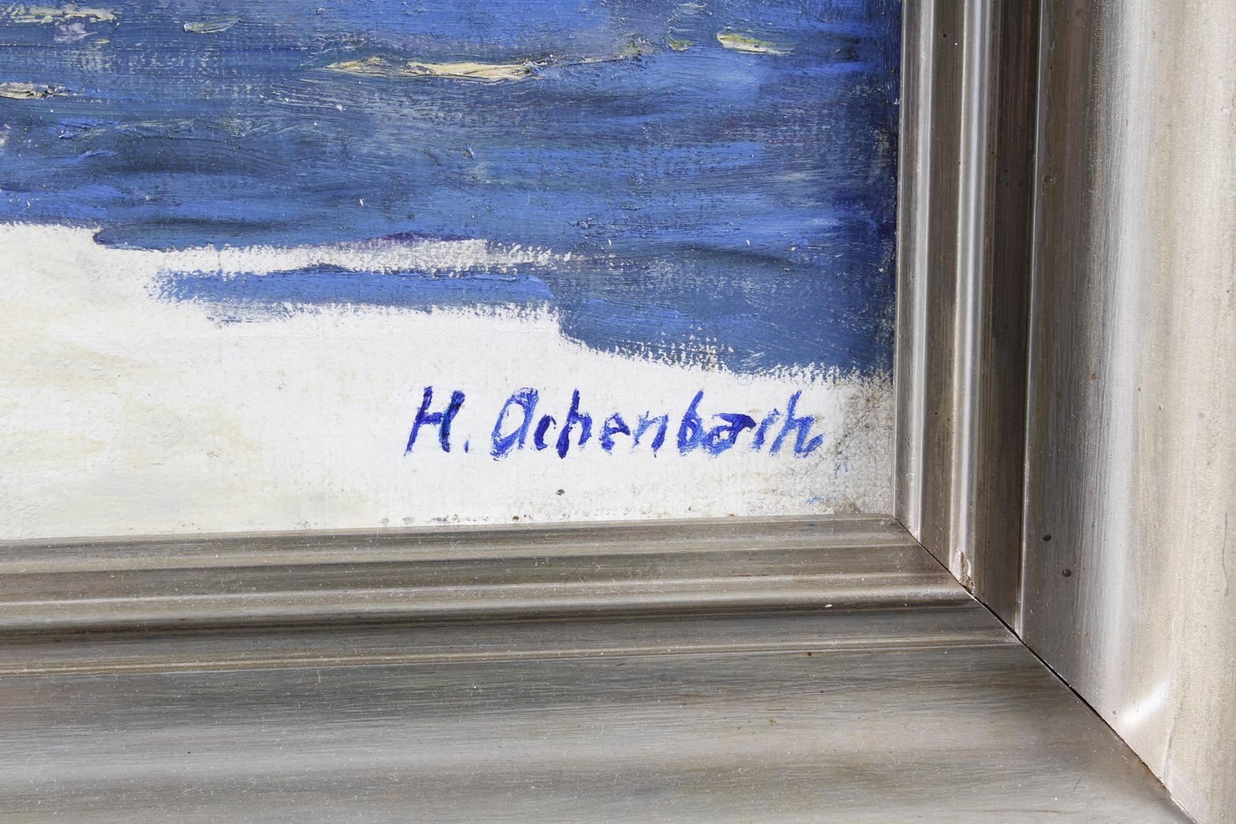Hans Achenbach, (Plattenberg, 1891-1972)-3