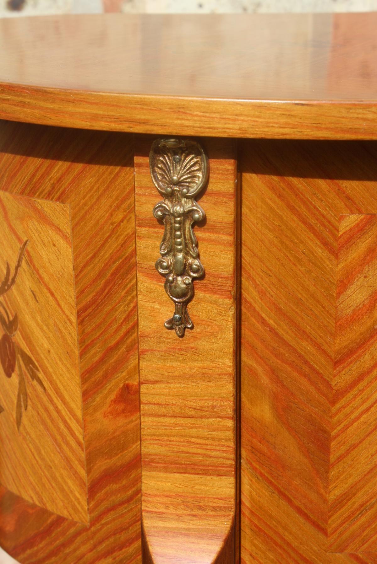 Kleine Kommode im Barock-Stil, 20. Jahrhundert-6