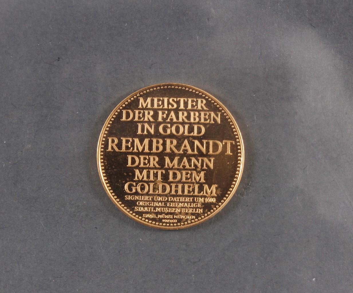 Münzsammlung BRD und alle Welt mit einer Goldmünze-14