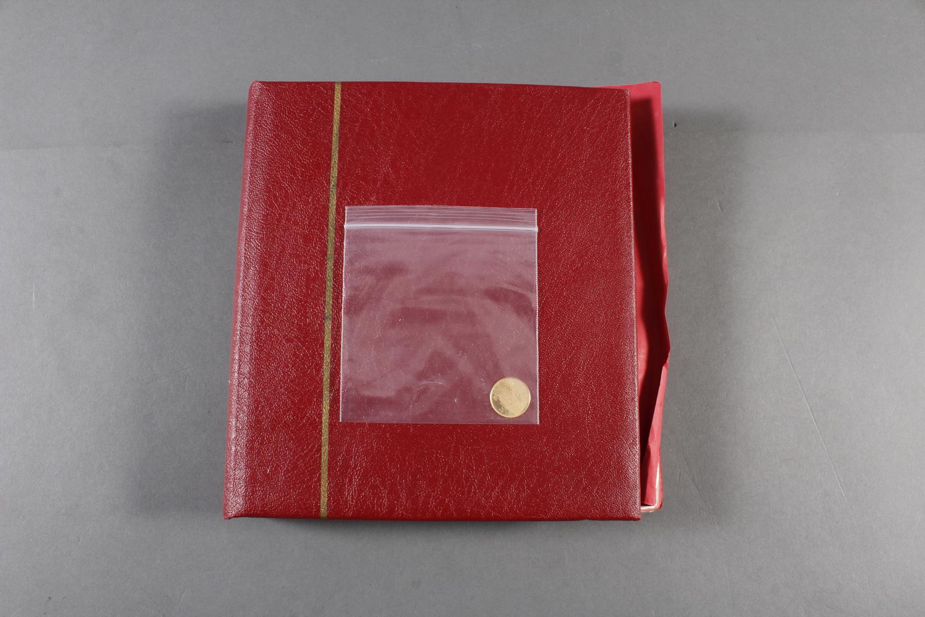 Münzsammlung BRD und alle Welt mit einer Goldmünze-15