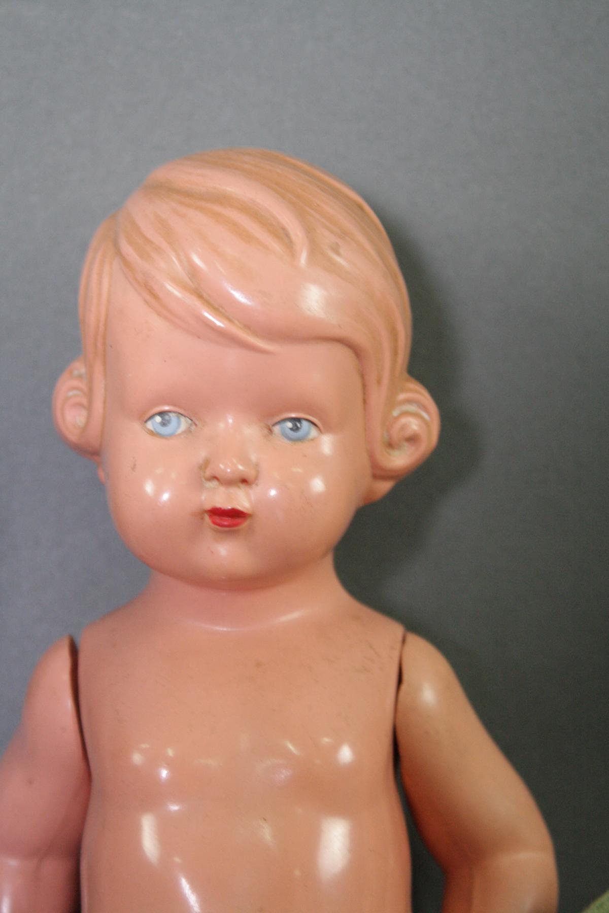 12 sehr alte Puppen, 1. Hälfte 20. Jahrhundert oder älter-5