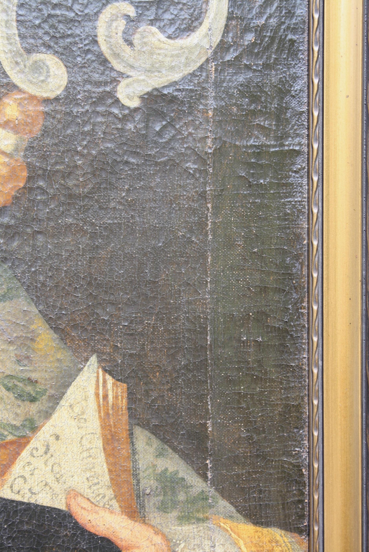 Heiliger Ambrosius, wohl 17. Jahrhundert-3