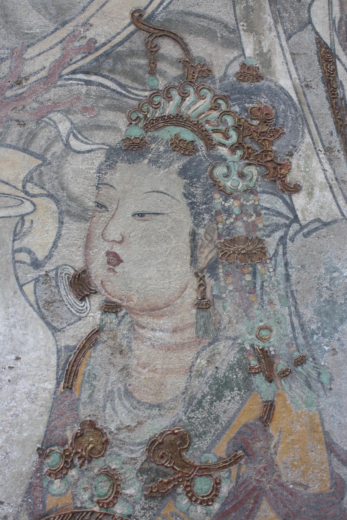 Antikes Gemälde, Asien 20. Jh.-5
