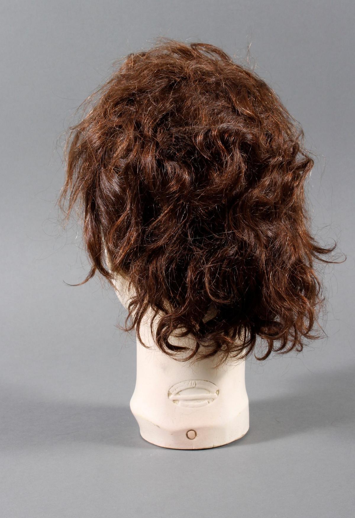 Schaufenster Büste für Damenhüte ,Deutsch um 1940-1950-7