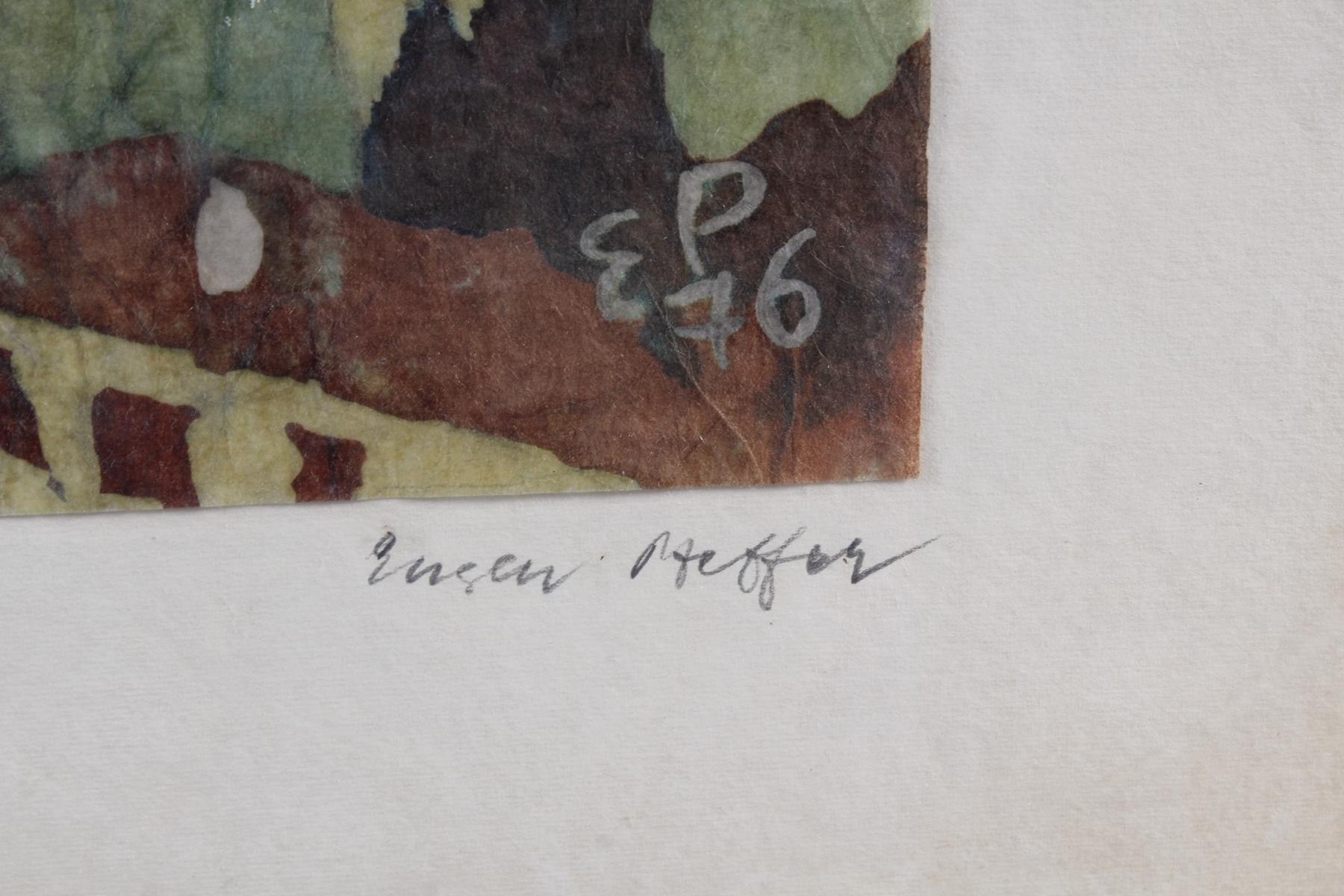 Eugen Pfeffer, St. Tropez, 1962-4