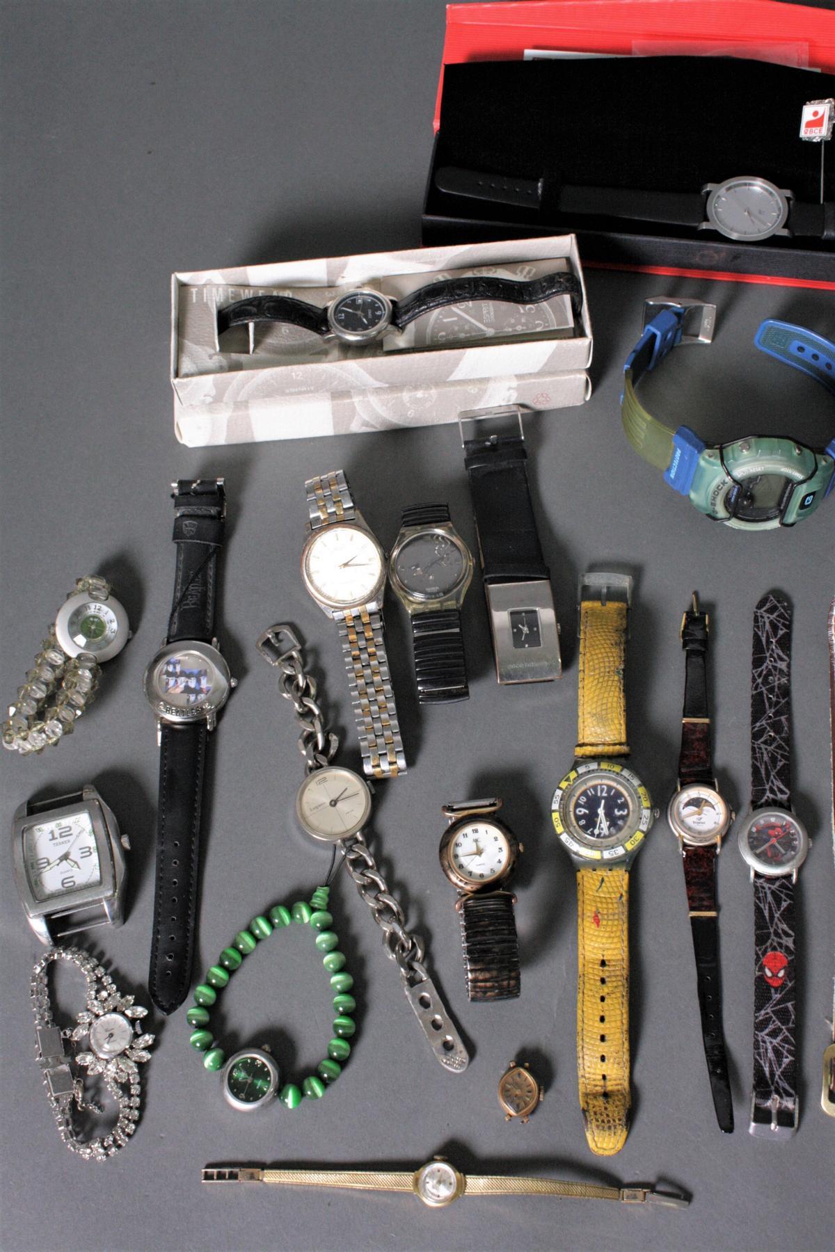 Sammlung Armbanduhren-2