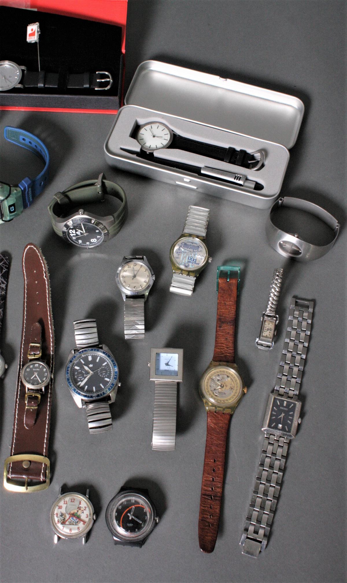 Sammlung Armbanduhren-3
