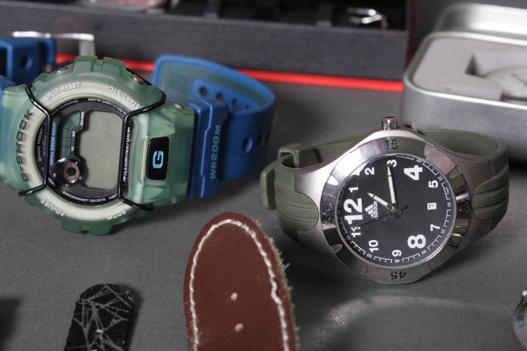 Sammlung Armbanduhren-4