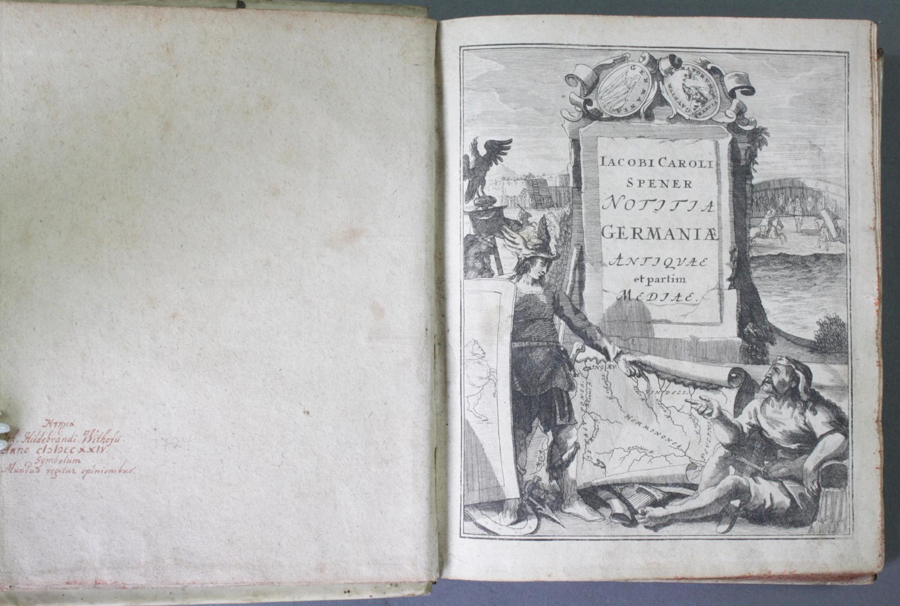 Jacob Carl Spener (1684 – 1730)-2