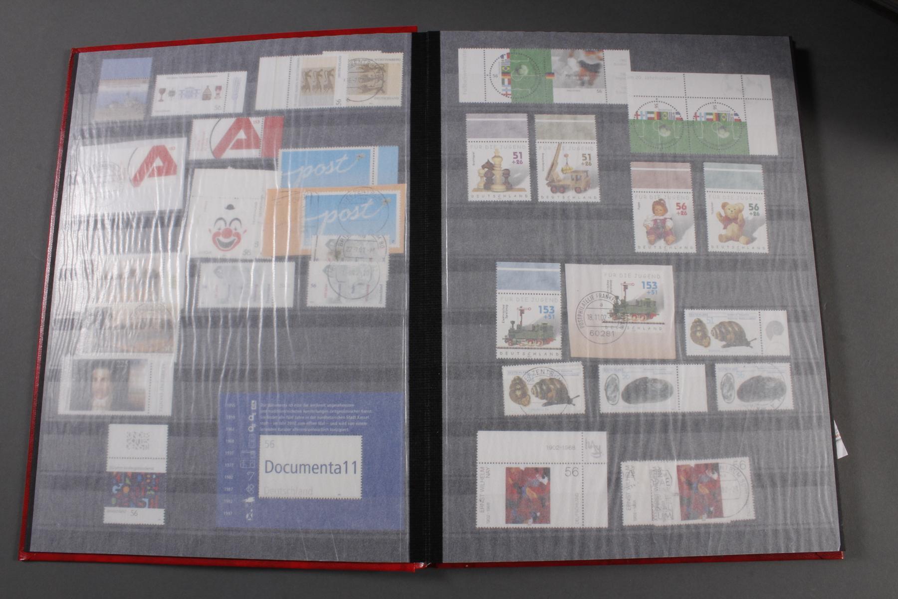 Briefmarkensammlung, Deutsches Reich – Europa – Übersee – Nominale-5