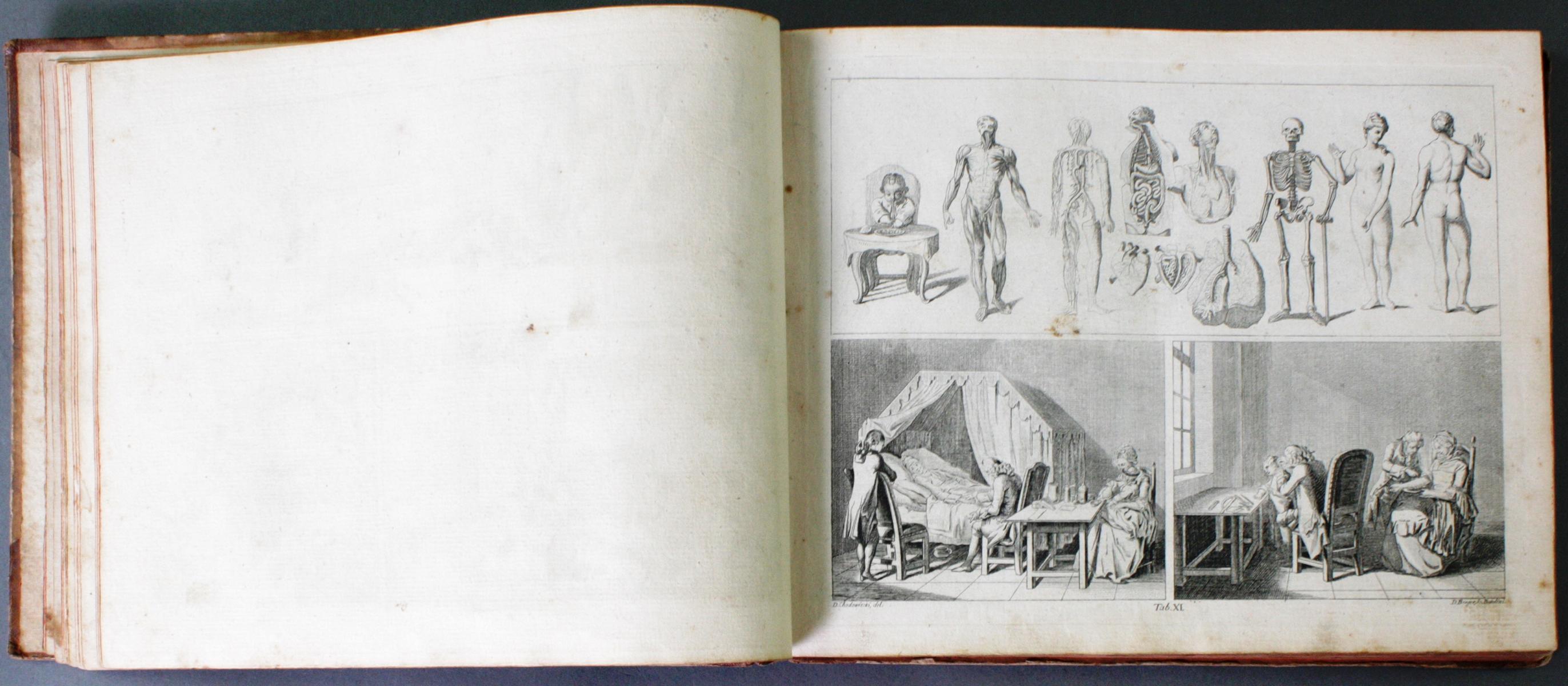 Johann Bernhard Basedow, Kupfersammlung zum Elementarwerk, 1774-4