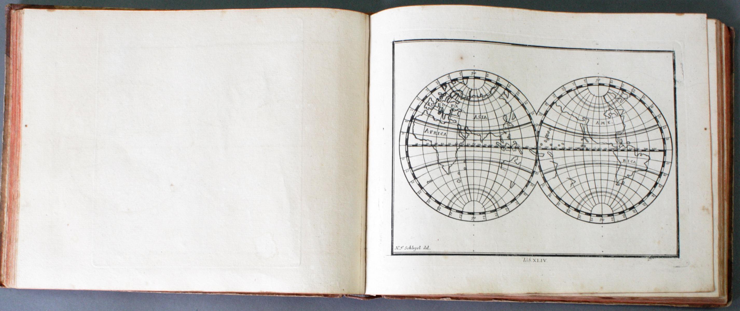 Johann Bernhard Basedow, Kupfersammlung zum Elementarwerk, 1774-7