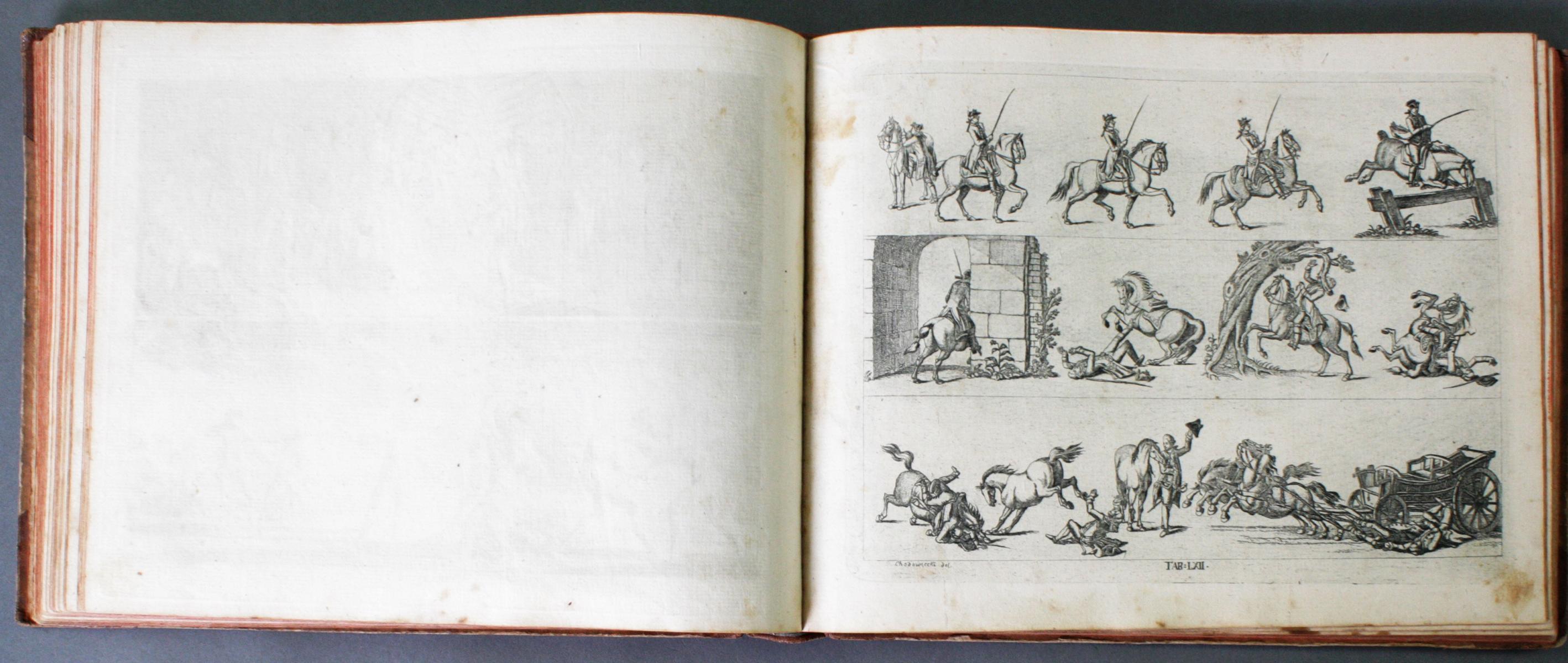 Johann Bernhard Basedow, Kupfersammlung zum Elementarwerk, 1774-9